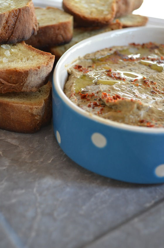 eggplant spread recipe cool artisan