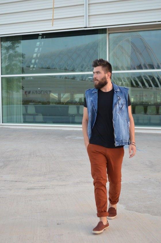 Man Fashion Blogger Street Style Cool Artisan