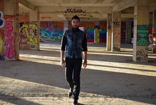 Cool Artisan Γαβριηλ Νικολαιδης street style photography man fashion blogger