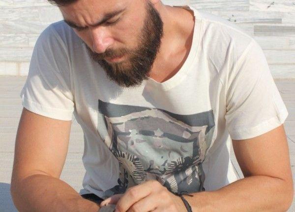 giveaway teosophy t-shirt man blogger fashion street style