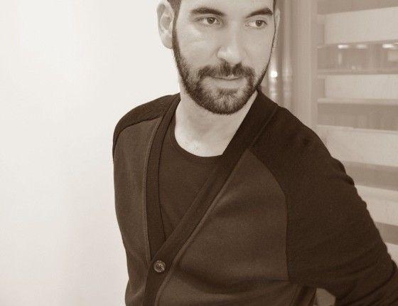 Backstage Dimitris Petrou fall winter 2013 2014 show s/heart has no genter COOL ARTISAN