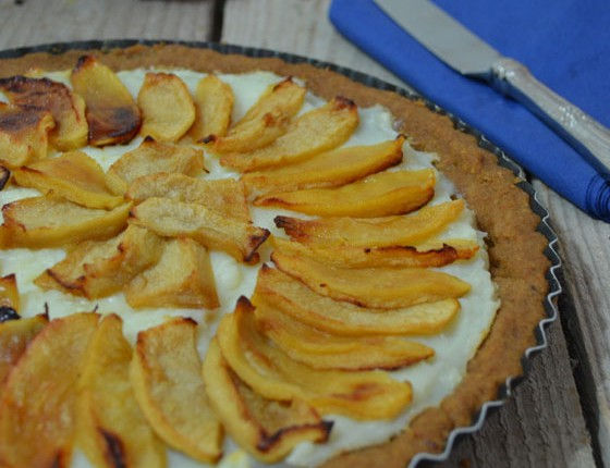 Creme Patisserie and Apple Tarte RECIPE COOL ARTISAN
