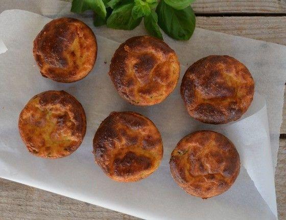 Parmesan and basil muffins recipe μάφιν με παρμεζάνα και βασιλικό cool artisan γαβριηλ νικολαιδης
