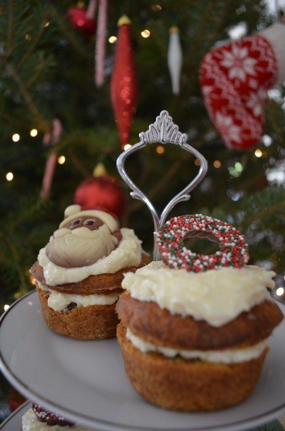 carrot cupcake recipe συνταγή για cupcake καρότου cream cheese icing new years ece