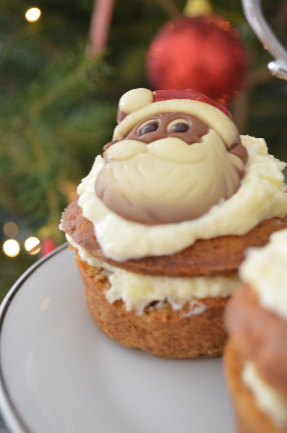 carrot cupcake recipe συνταγή για cupcake καρότου cream cheese icing new years eve Γαβριήλ Νικολαίδης cool artisan