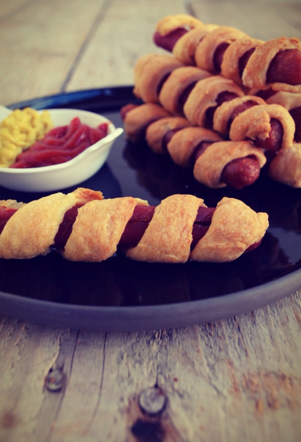 Hot Dog Twizzler Cool Artisan