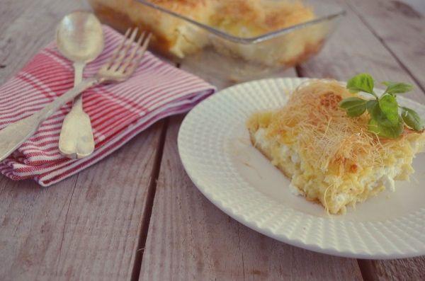 Capelli d'angelo, Cheese Pie,  Souffle, feta cheese, Recipe edam, τυρόπιτα, καταιφι, φέτα, σουφλέ, cool artisan, Γαβριήλ Νικολαίδης
