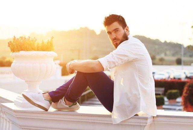 street style man fashion blogger cool artisan Γαβριηλ νικολαιδης