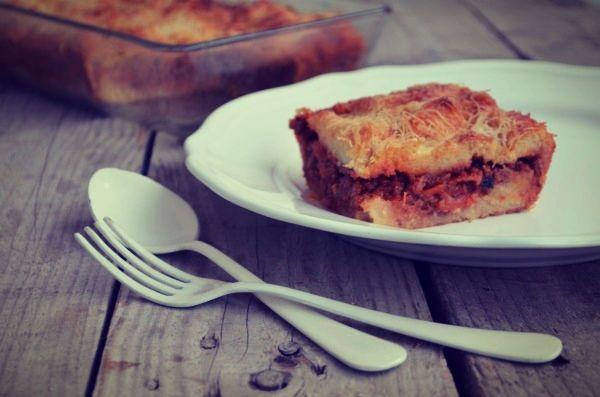 κρεατόπιτα σε φύλλο κανταΐφι, cappeli d'angelo, meat pie, veal, carrot, olive oil, recipe, συνταγή, Γαβριήλ Νικολαΐδης, cool artisan