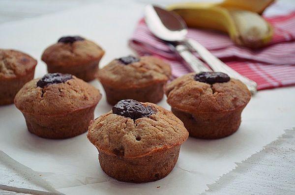 chocolate, banana, muffins, recipe, light, diet, συνταγή, εύκολη, μάφινς σοκολάτα, μπανάνα, cool artisan, Γαβριήλ Νικολαΐδης 1