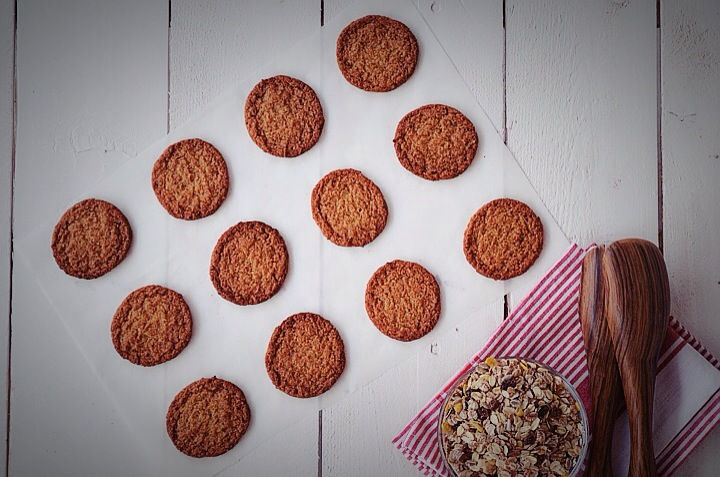 oat cookies, basic recipe, light,ingredients, συνταγή, μπισκότα, βρώμης, Γαβριήλ Νικολαίδης, Cool Artisan
