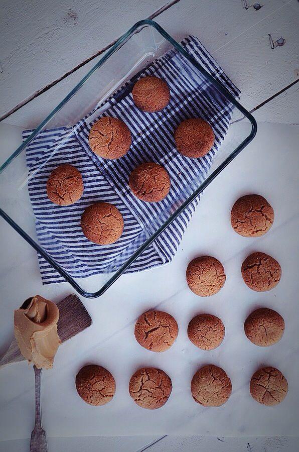 Old Fashioned 3 Ingredient Peanut Butter Cookies , μπισκότα, 3 υλικά, γρήγορα, εύκολα, συνταγή, φυστικοβούτυρο, Γαβριήλ Νικολαίδης, cool artisan