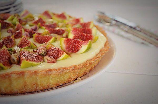 τάρτα μασκαρπόνε, σύκο, μέλι, φυστίκι αιγίνης, συνταγή, ζύμη τάρτας, απλή, εύκολη συνταγή, recipe, tart, dough, fig, honey, pistachio, cool artisan, Γαβριήλ Νικολαΐδης