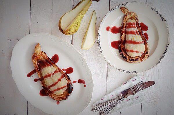 pear, tarts, marmelade, puff pastry, recipe, easy, simple, συνταγή, τάρτα, αχλάδι, μαρμελάδα, σφολιάτα, cool artisan, Γαβριήλ Νικολαΐδης