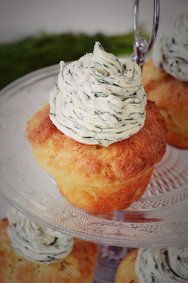 savory, cupcake, parmesan, yogurt, basil, muffin, recipe, συνταγή, μάφιν, κάπκεικ παρμεζάνας, τυρί κρέμα, γιαούρτι, βασιλικός, cool artisan, Γαβριήλ Νικολαΐδης