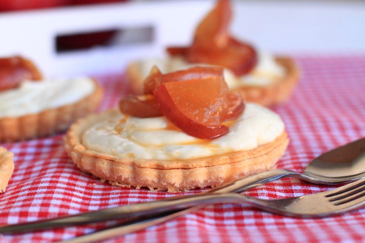 how to make apple tart filling
