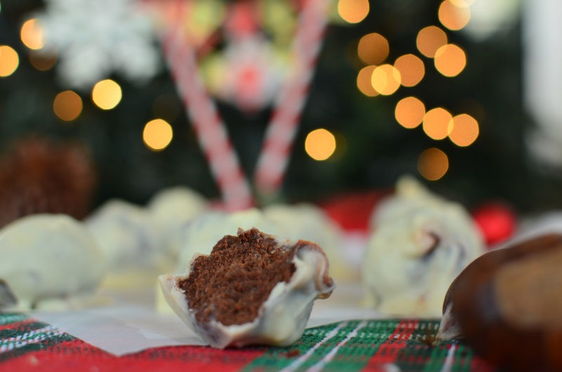 Christmas chocolate chestnut truffles recipe cool artisan christmas chocolate chestnut truffles recipe white chocolate easy simple food photography forumfinder Image collections