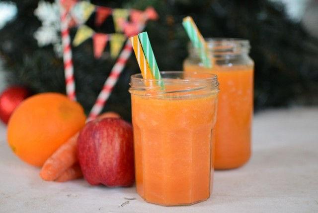 smoothie, carrot, orange, apple, honey, σμούθι, αποτοξίνωσης, πορτοκάλι, μήλο, καρότο, cool artisan, Γαβριήλ Νικολαΐδης
