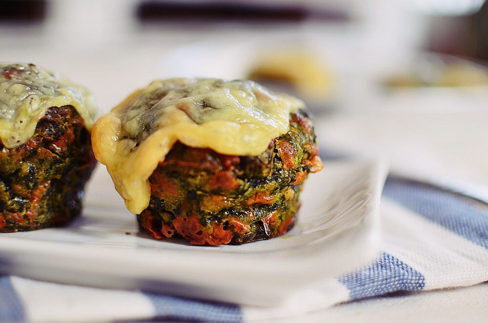 Spinach Muffins Recipe, cheese, parmesan, συνταγή, μάφινς, σπανάκι, παρμεζάνα, γρήγορα, εύκολα, απλή, Γαβριήλ Νικολαΐδης, cool artisan
