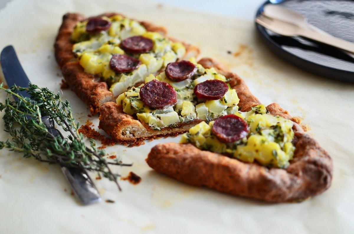 συνταγή, ζυμη, πεινιρλί, πατάτα, λουκάνικο, μυρωδικά, αυγό, τυρί κρέμα, ελαιόλαδο, recipe, pie, greek, potato, cheese, sausage, cool artisan, Γαβριήλ Νικολαιδης