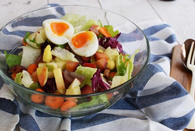 salada, spring, fruits, vegatables, freskoulis