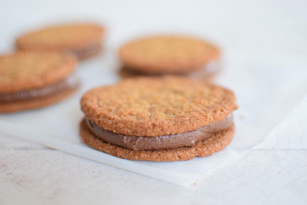 tahini, oatmeal, cookies, chocolate, cocoa, healthy