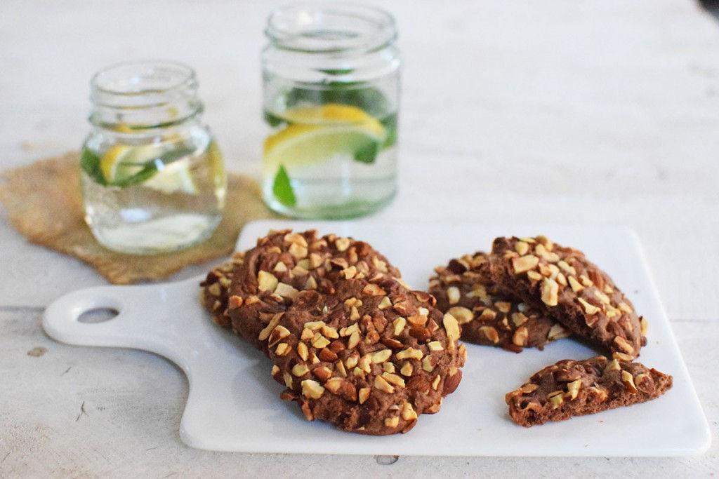 vegan, cookies, gluter free, recipe