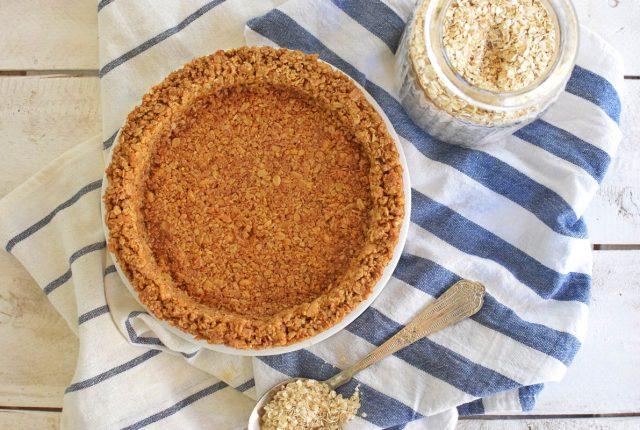 cereals, oats, tart base, recipe, how to, almonds, honey, butter, egg white, coolartisan, gavriil nikolaidis