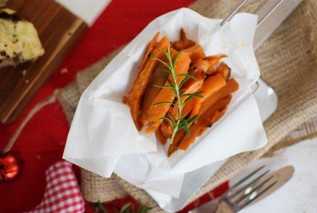 Sweet Potato Side Dish Recipe