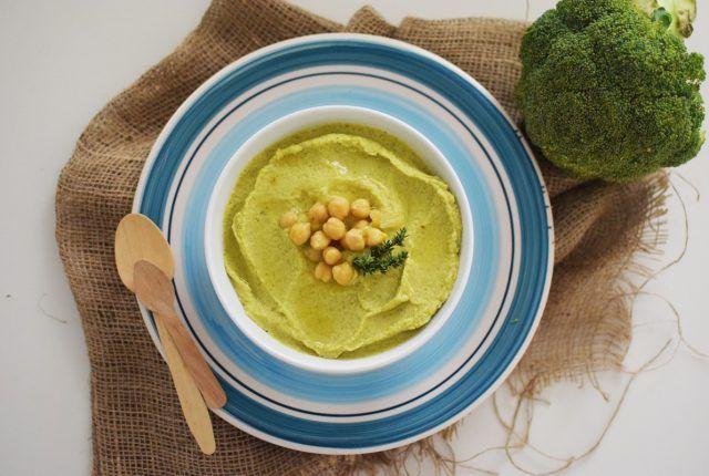 Broccoli Hummus Recipe, food styling, food blogger, chickpeas, cool artisan, gabriel nikolaidis, tahini, olive oil, food blog awards, best, 2017