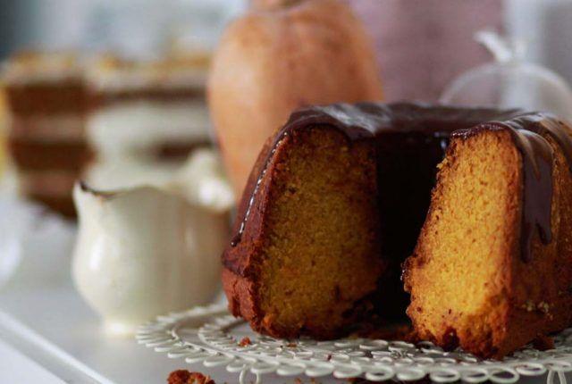 PUMPKIN GINGER CAKE, CAKE, PUMPKIN, GINGER, RECIPE, EASY RECIPE, COOL ARTISAN,
