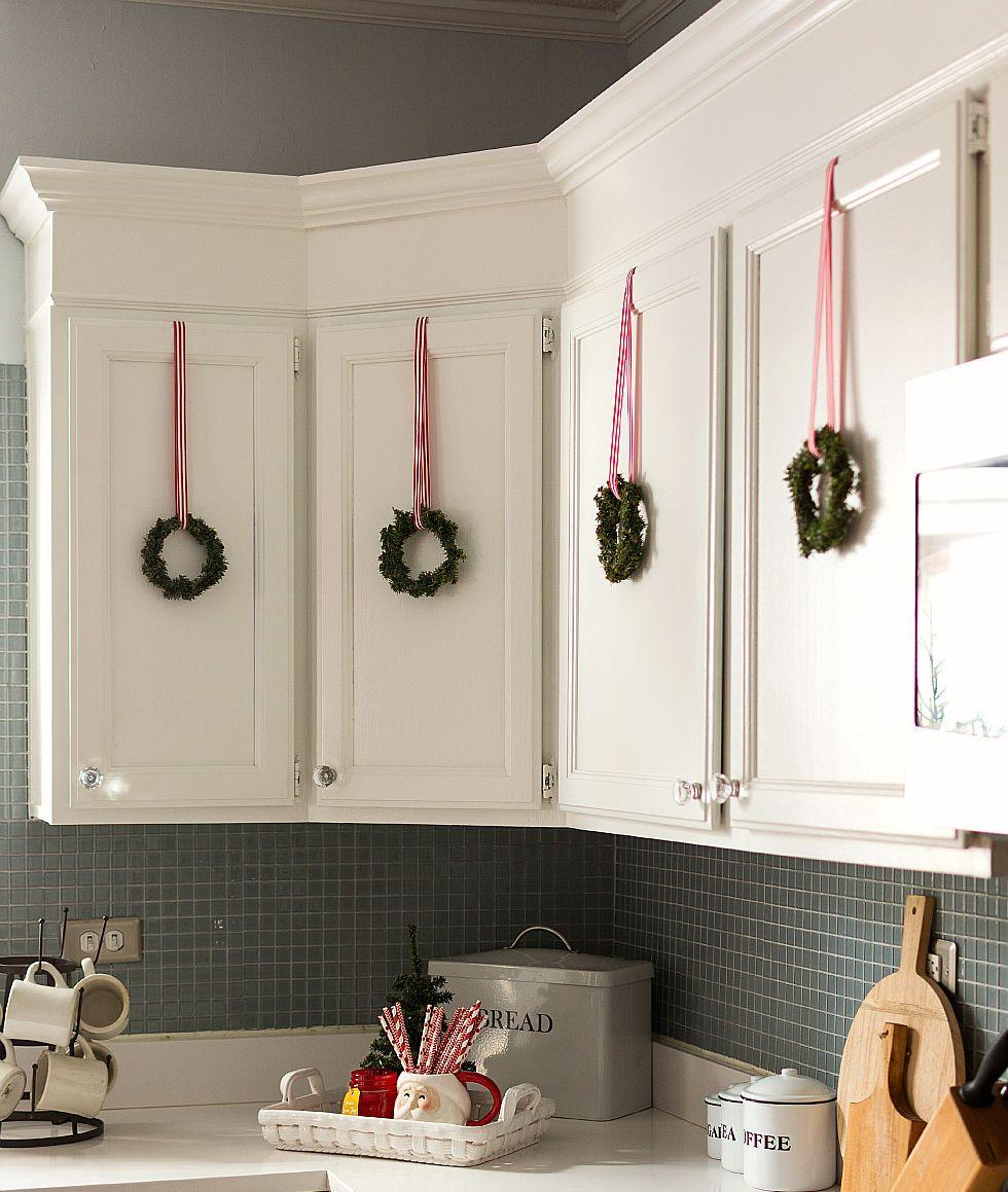 Christmas Kitchen Decoration Cool Artisan