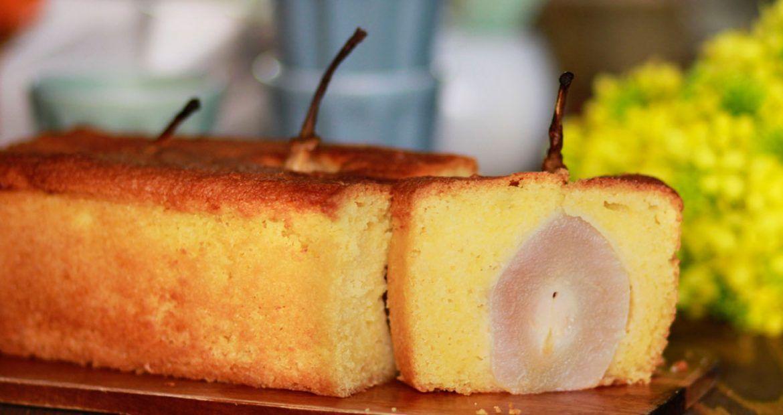 ΚΕΙΚ, ΑΧΛΑΔΙ, COOL ARTISAN, CAKE, PEAR CAKE,