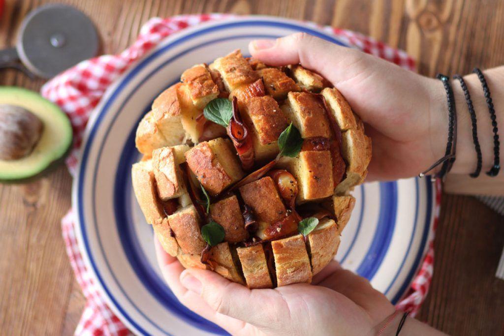 IMG_4046 Pull apart bread