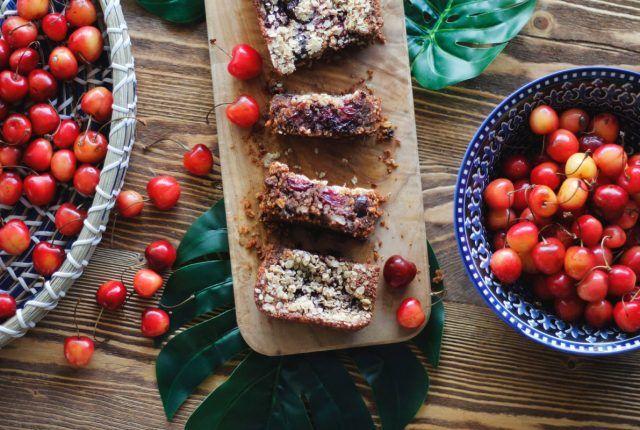 _MG_0831 Κέικ με κεράσια