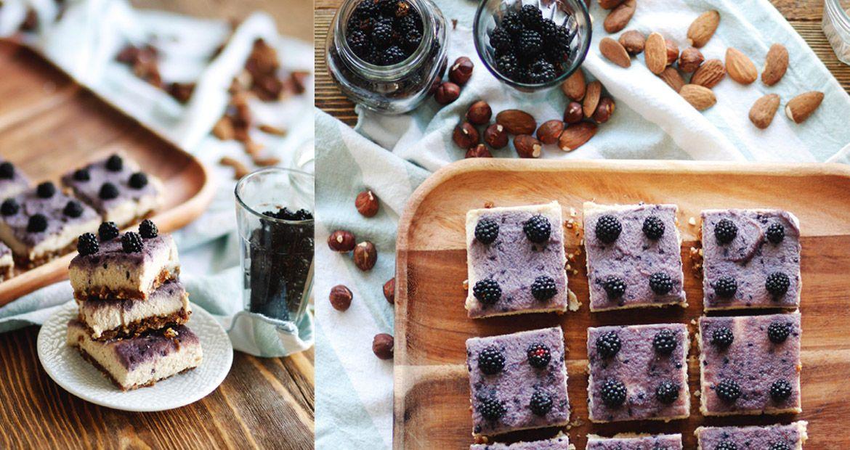 Cool Artisan, Vegan, Cheesecake, Βατόμουρα
