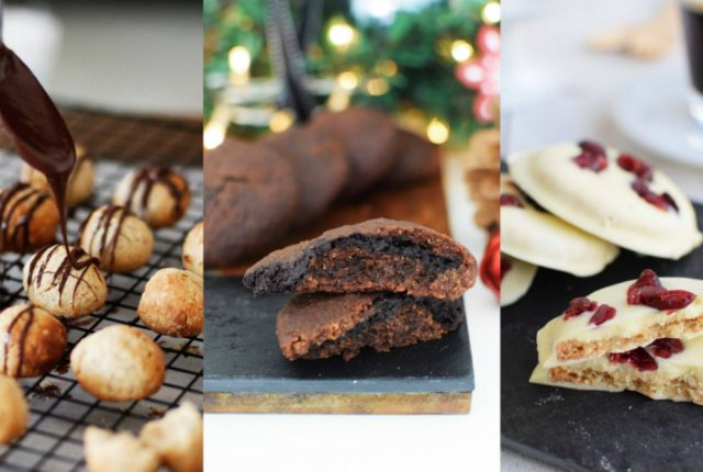 TOP 10 COOKIES RECIPES SLIDE