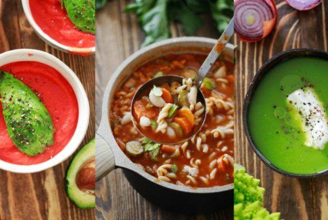 Top soups