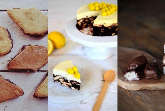 cool choco desserts