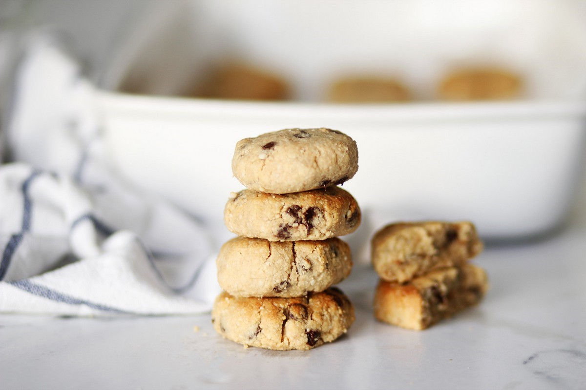 cookis tahini almond flour vegan μπισκότα αλεύρι αμυγδάλου ταχίνι