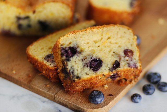 lemon, blueberries, cake, κέικ, λεμόνι, μπλούμπερις, συνταγή 3