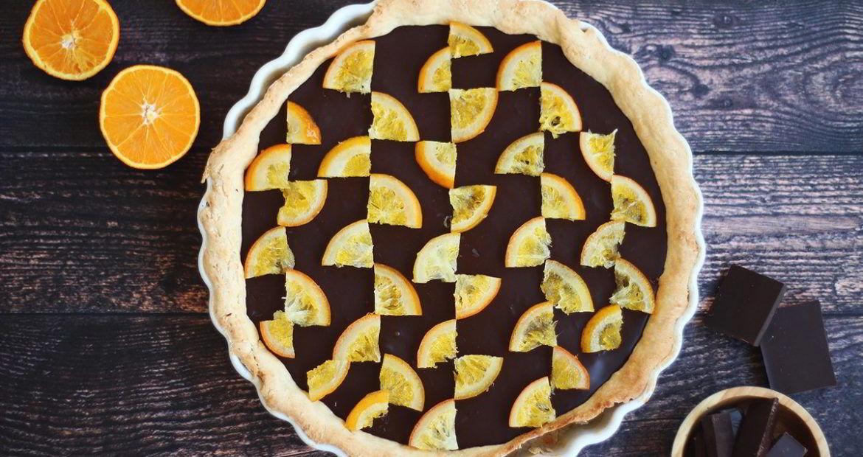 βίγκαν, orange tart, τάρτα σοκολάτα, πορτοκάλι, vegan, recipe, συνταγή, κρέμα καρύδας, vegan ζύμη για τάρτα, γαβριήλ νικολαίδης 3