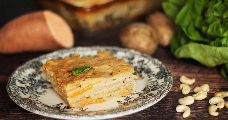 cover potato daiphinoise