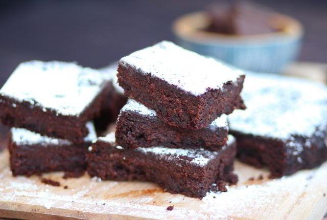 vegan brownies, recipe, cool artisan, βίγκαν, συνταγή, μπράουνις, χωρίς ζάχαρη, no sugar 5